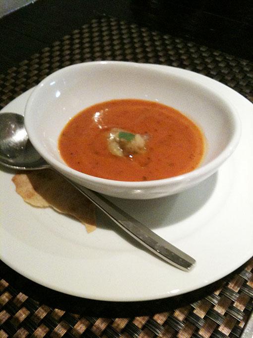 DAL-MATTO 西麻布 スープ