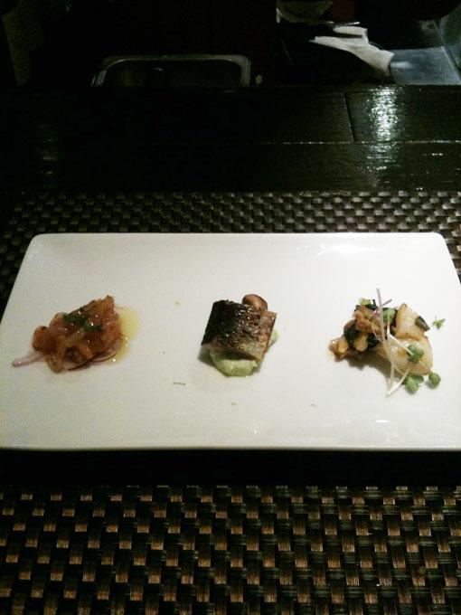 DAL-MATTO 西麻布 魚料理